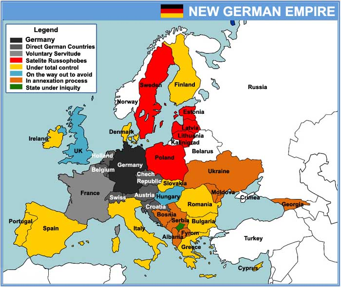 Russian World Forums View topic Europe under German Occupation