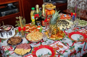new year traditions in russia
