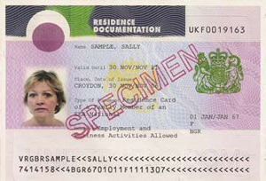 Eea national id card
